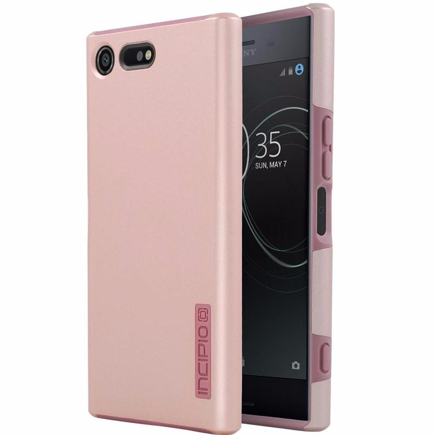 The one and only official online place to buy original and authentic Incipio Dualpro Dual-Layer Protective Case For Sony Xperia Xz Premium - Rose Gold/Pink. Free express shipping Australia wide only on Syntricate. Australia Stock