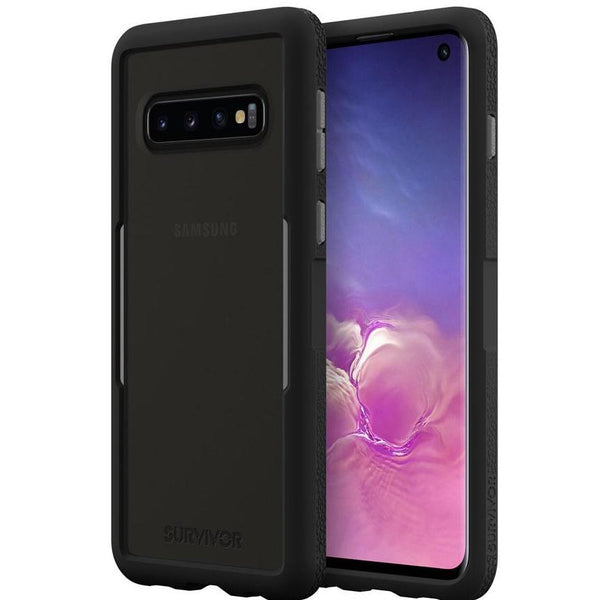 Shop Australia stock GRIFFIN SURVIVOR ENDURANCE ULTRA SLIM RUGGED CASE FOR GALAXY S10 (6.1-INCH)- BLACK with free shipping online. Shop GRIFFIN collections with afterpay