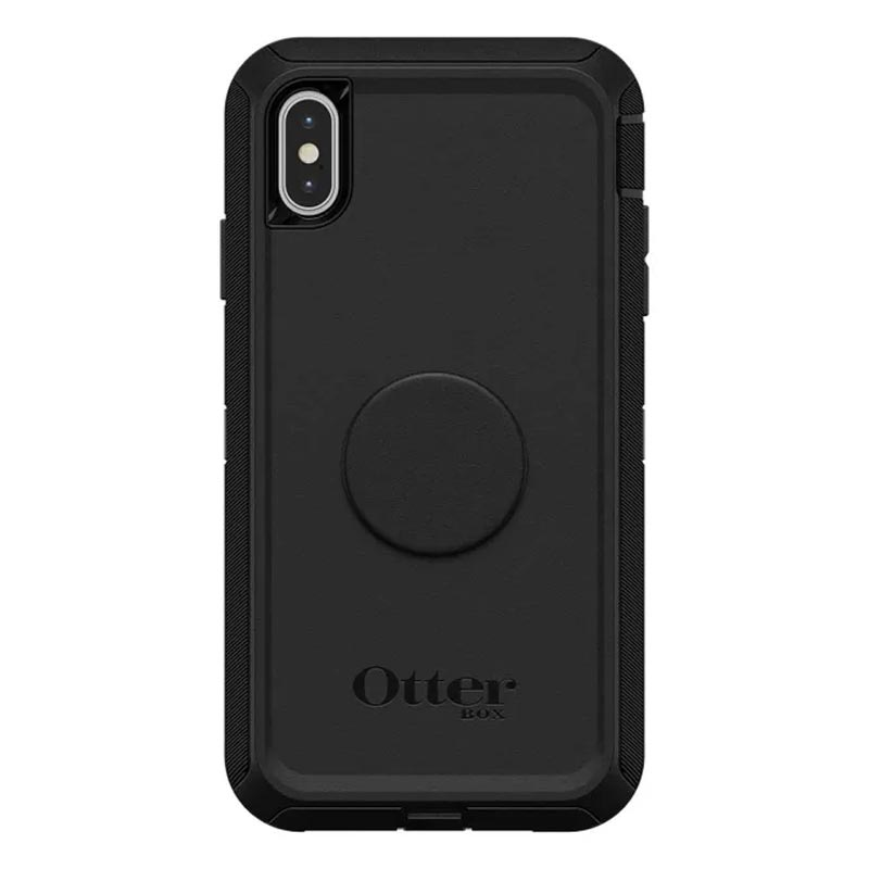 Shop Australia stock OTTERBOX OTTER + POP DEFENDER CASE FOR IPHONE XS MAX - BLACK with free shipping online. Shop OtterBox collections with afterpay Australia Stock