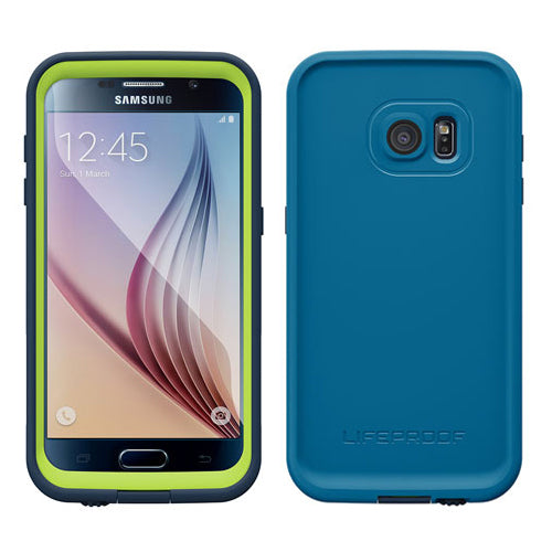 Lifeproof Fre Waterproof Case for Galaxy S7 - Banzai Blue