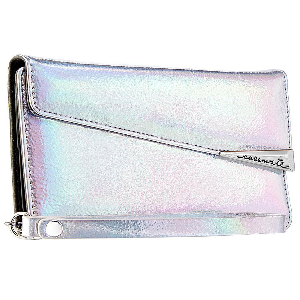 Shop Australia stock CASEMATE WRISTLET LEATHER CARD FOLIO CASE FOR iPHONE 8/7/6S - IRIDESCENT with free shipping online. Shop Casemate collections with afterpay Australia Stock