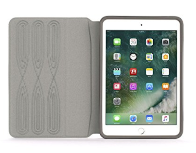 GRIFFIN SURVIVOR JOURNEY RUGGED FOLIO FOR IPAD PRO 9.7/9.7 (6TH/5TH GEN)/AIR /AIR 2 -SILVER Australia Stock