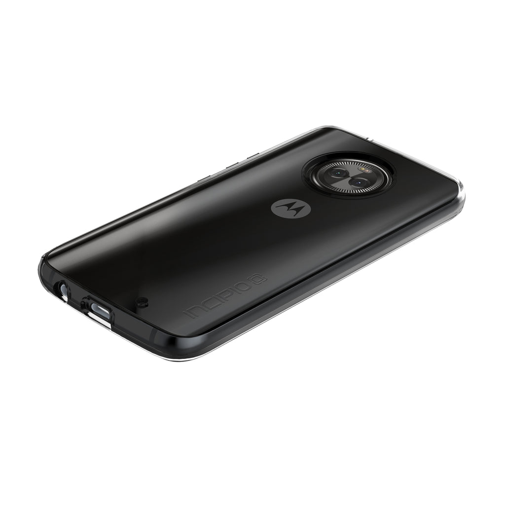 Moto X4 Clear Devices Incipio Ngp Pure Slim Polymer Case  Australia Stock