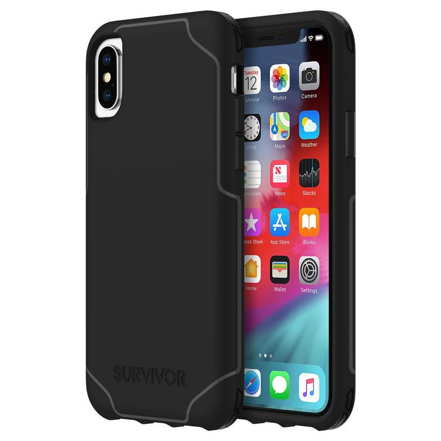 place to buy online Iphone XS & iPhone X Griffin case black Australia Stock