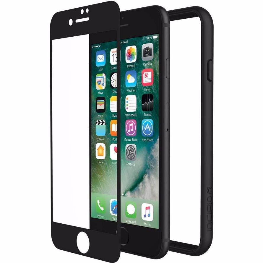 place to buy from trusted online store for incipio co-molded bumper case with plex pro 3d screen guard protector tempered glass for iphone 8/7 Black. Free express shipping Australia wide from authorized distributor and official yet trusted online store Syntricate. Australia Stock