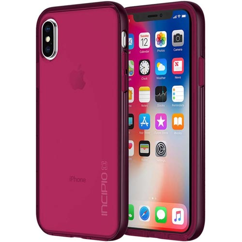 Official online store and authorized distributor to shop and buy Incipio Octane Lux Metallic Accented Bumpers Case For Iphone X - Merlot. Best deals and price with free express shipping Australia wide.