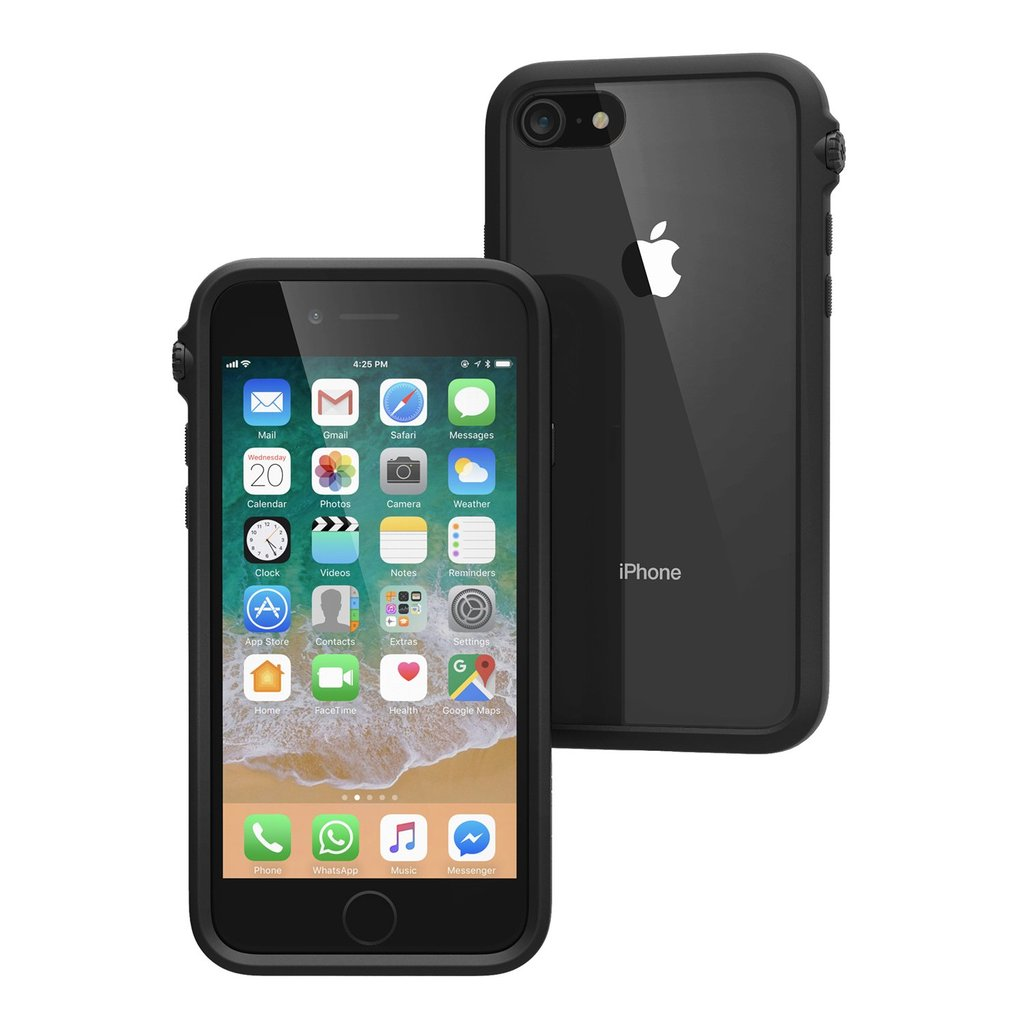 Get the latest stock IMPACT PROTECTION CASE FOR IPHONE 8/7 STEALTH BLACK COLOUR from CATALYST free shipping & afterpay. Australia Stock