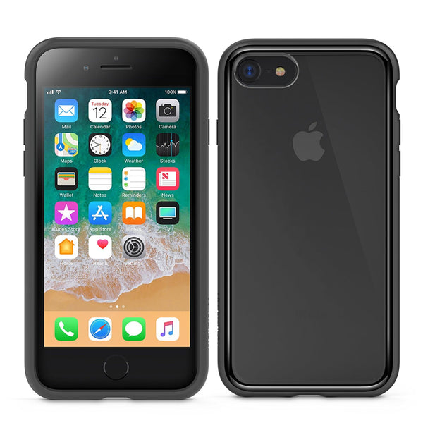 Buy new with free shipping BELKIN SHEERFORCE ELITE PROTECTIVE CASE FOR IPHONE 8/7 - BLACK