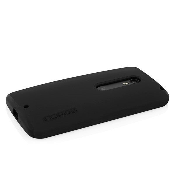 Best deals and prices of Incipio DualPro case for Moto X Style/Moto X Pure Edition - Black | Free Express Shipping Australia Wide on Syntricate. Australia Stock