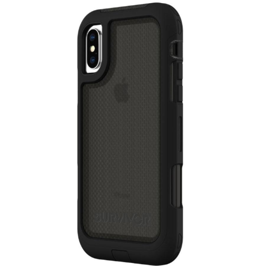 back side of griffin survivor case for iphone xs max Australia Stock