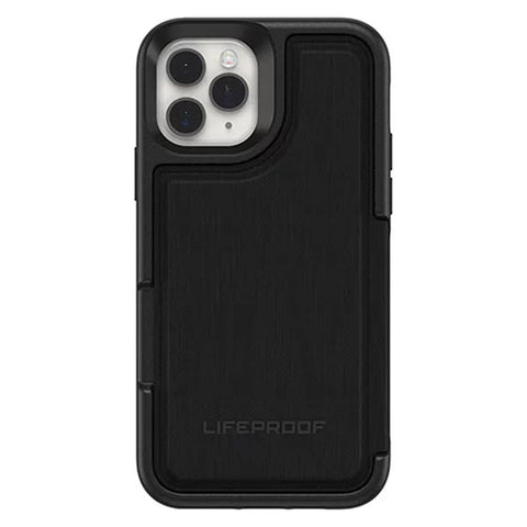 "Shop Australia stock LifeProof Flip Wallet Case  for Iphone 11 Pro Max (6.5"") - Dark Night with free shipping online. Shop Lifeproof collections with afterpay"