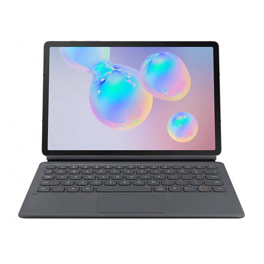 buy online keyboard folio case from samsung for samsung galaxy tab s6 2019