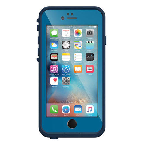 LifeProof Fre WaterProof case for iPhone 6S/6 Blue Australia Authorized Distributor. Australia Stock