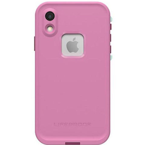 buy online fre waterproof pink case for iphone xr with afterpay and free shipping