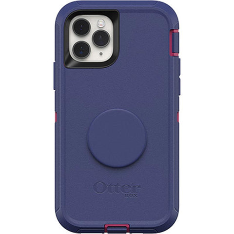 "Shop Australia stock Otterbox Otter + Pop Defender Screenless Case For iPhone 11 Pro Max (6.5"") - Grape Jelly with free shipping online. Shop OtterBox collections with afterpay"