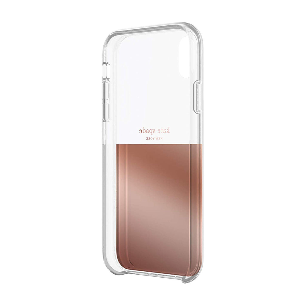 Shop Australia stock KATE SPADE NEW YORK HALF CLEAR CRYSTAL CASE FOR IPHONE XR - ROSE GOLD with free shipping online. Shop Kate Spade New York collections with afterpay Australia Stock