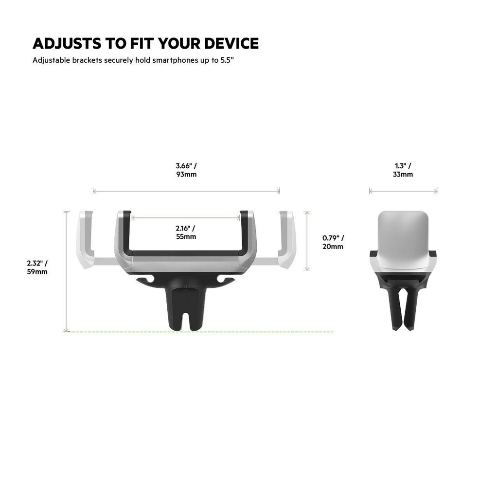 Shop Australia stock BELKIN UNIVERSAL CAR VENT MOUNT FOR iPHONE / SAMSUNG GALAXY / LG / SMARTPHONES UPTO 5.5 INCH with free shipping online. Shop Belkin collections with afterpay Australia Stock
