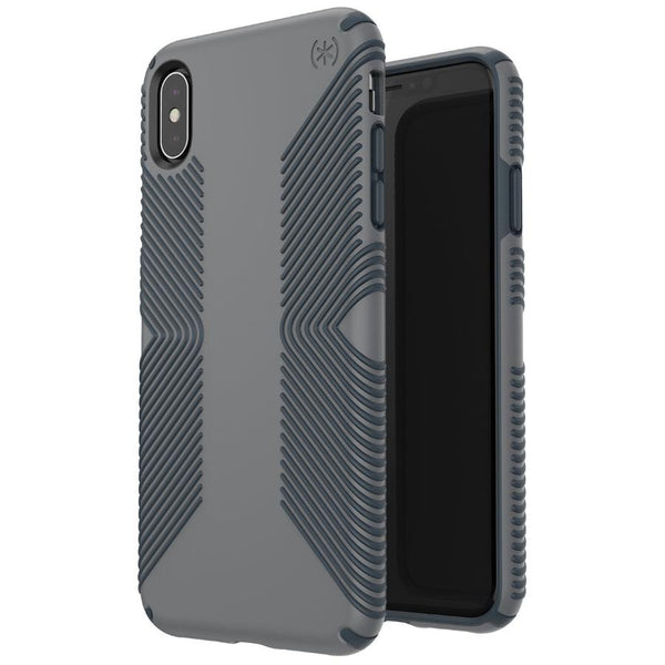 grey iphone xs max premium case from Speck australia $49.95