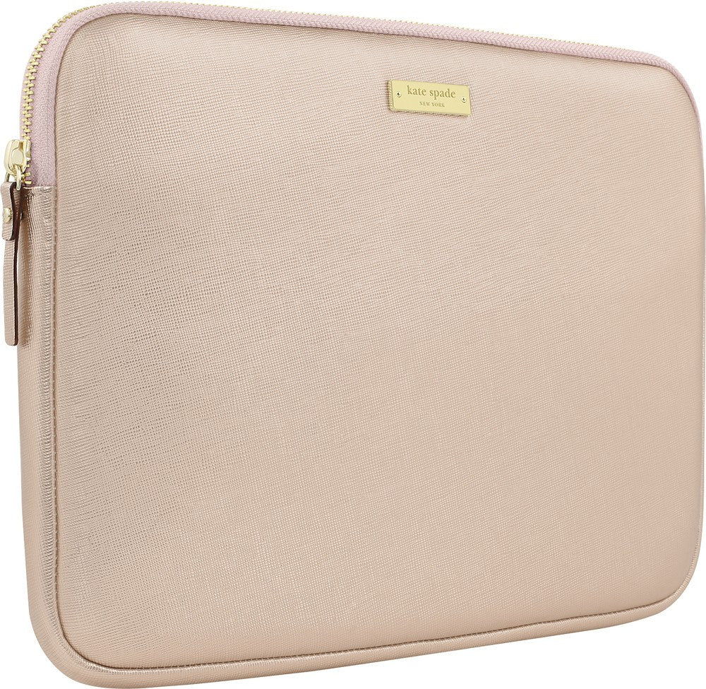 Shop Australia stock Kate Spade New York Saffiano Sleeve for New Surface Pro/Pro 4/Pro 3 - Rose Gold with free shipping online. Shop Kate Spade New York collections with afterpay Australia Stock