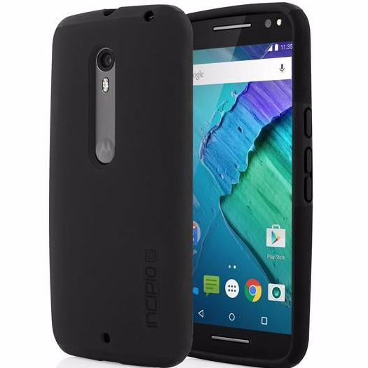 The one and only trusted online shop to buy Incipio DualPro case for Moto X Style/Moto X Pure Edition - Black, Free express shipping Australia wide from Authorized distributor Syntricate.
