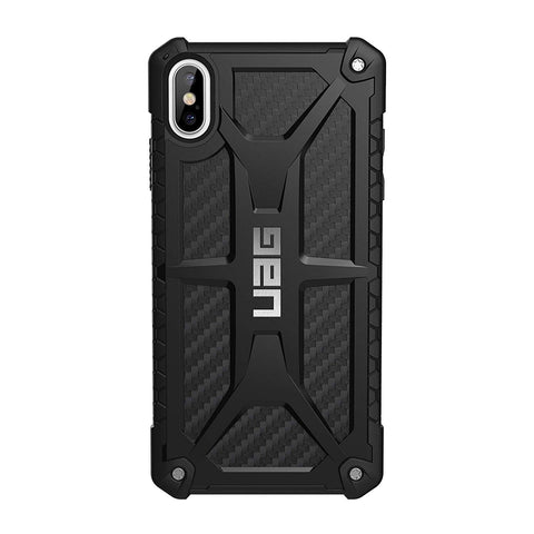 back view iPhone Xs & iPhone X uag monarch