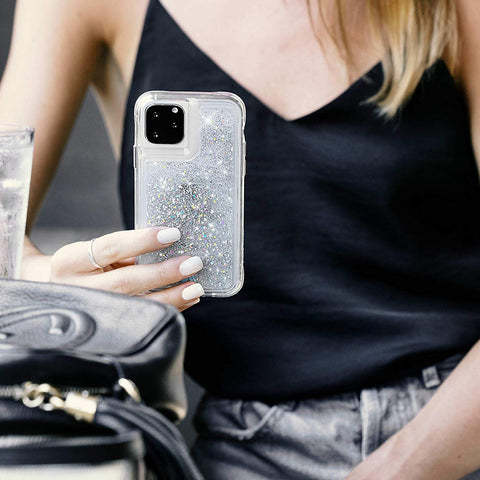 place to buy online glitter case for iphone 11 australia. buy online at syntricate and get free shipping australia wide