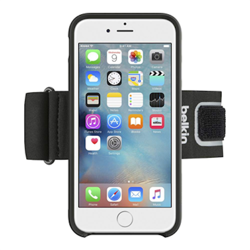 Shop Australia stock Belkin Clip-Fit Armband Case for iPhone 6/6s with free shipping online. Shop Belkin collections with afterpay