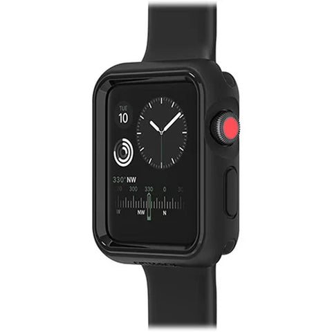 rugged bumper silicone case from otterbox for apple watch series 3 - 42mm