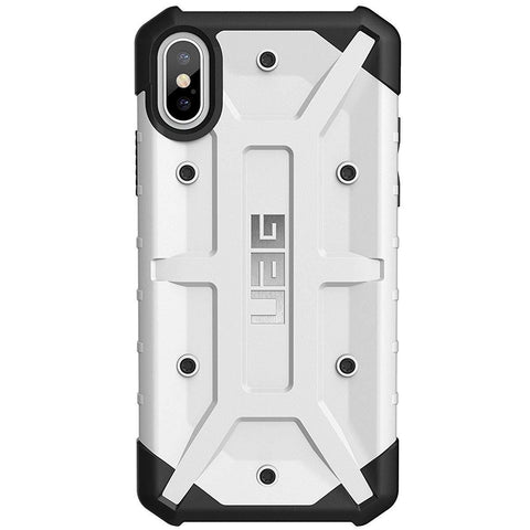 iPhone Xs & iPhone X UAG White case Pathfinder series
