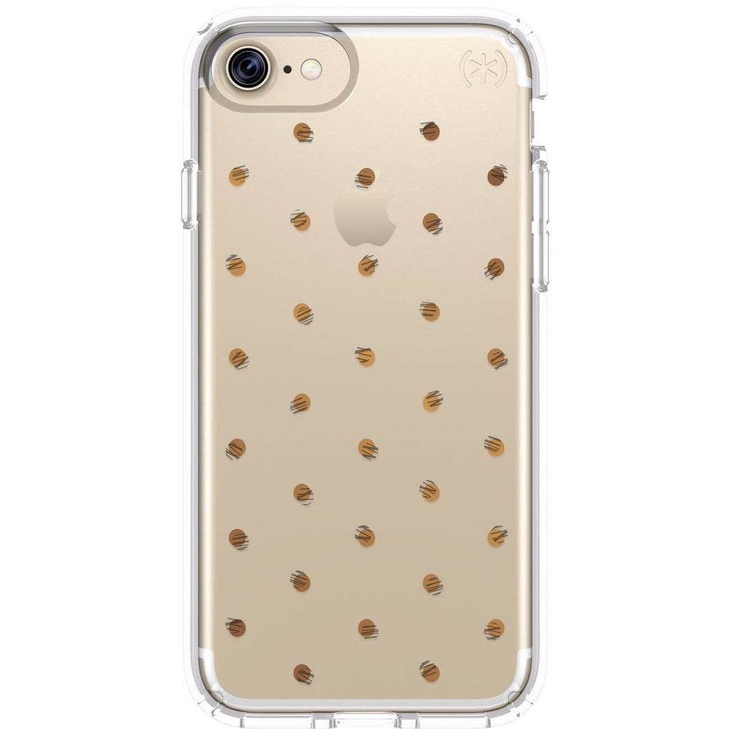 Shop Australia stock Speck Presidio Clear Print IMPACTIUM Case for iPhone 8/7 - Etched Dot Silver with free shipping online. Shop Speck collections with afterpay Australia Stock