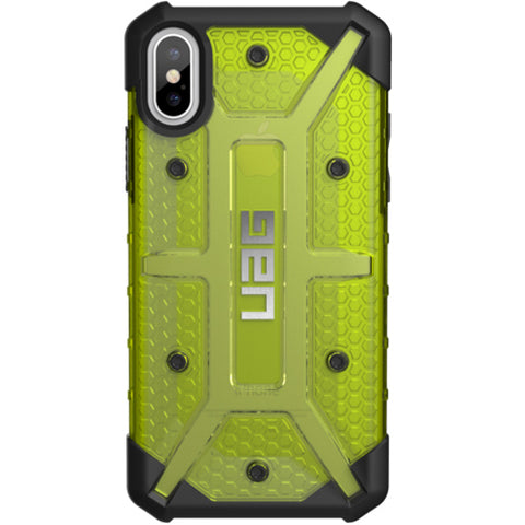 Shop Australia stock UAG PLASMA ARMOR CLEAR SHELL CASE FOR iPHONE XS/X - CITRON with free shipping online. Shop UAG collections with afterpay