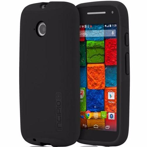 Authorized distributor and official Incipio DualPro Case for Motorolla Moto E (2nd Gen) - Black | Free Express Shipping Australia Wide on Syntricate.