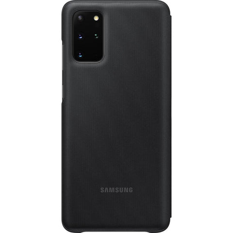 led view folio cover for samsung galaxy s20+ 5g australia. unique folio with led icons notification