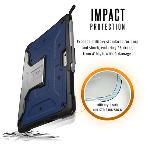 Shop Australia stock UAG METROPOLIS RUGGED CASE FOR MICROSOFT SURFACE GO - COBALT with free shipping online. Shop UAG collections with afterpay