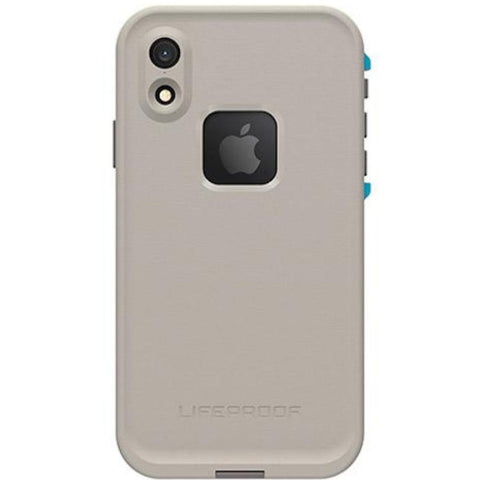 buy iphone xr waterproof case brown colour from lifeproof with afterpay payment and free shipping australia wide only at syntricate.