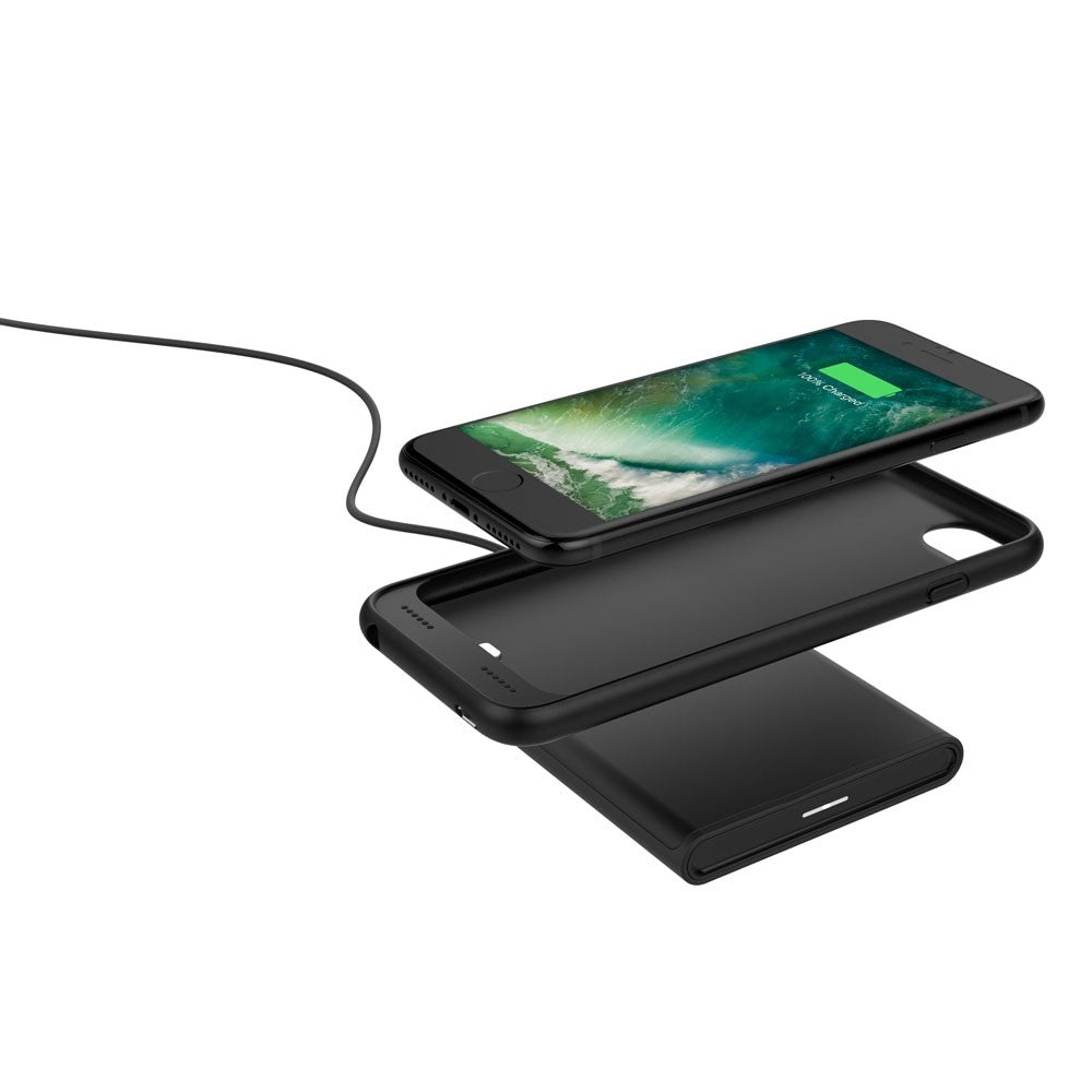 save off a1832 68915 Incipio Ghost Qi Wireless Charging Case For Iphone 7/6s/6 - Black