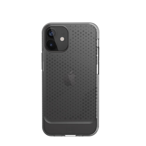 "Buy New iPhone 12 Mini (5.4"") Lucent Feather-Light Rugged Case From UAG [U] - Ash authentic accessories with afterpay & Free express shipping."