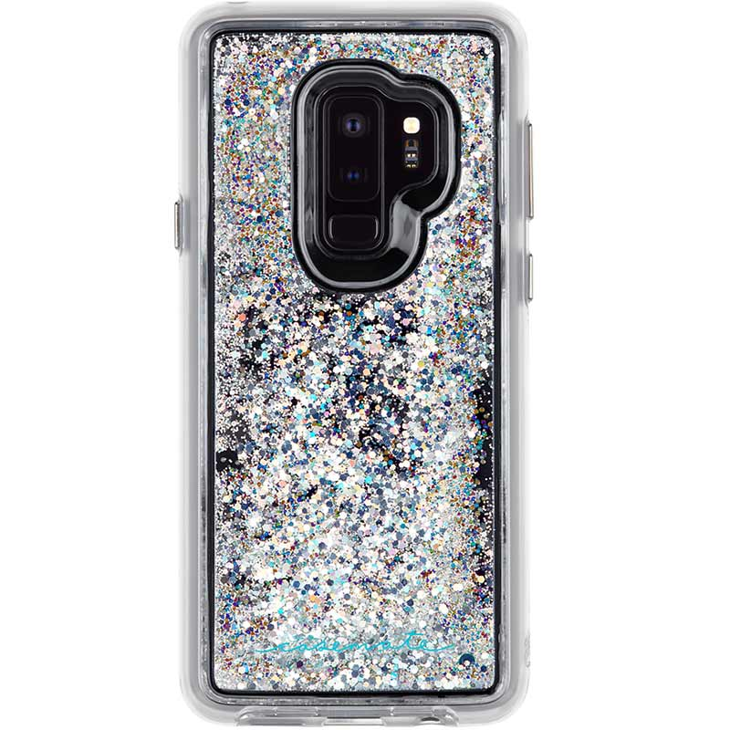 best loved a5e2a b5878 CASEMATE WATERFALL SPARKLE GLITTER CASE FOR GALAXY S9 PLUS - IRIDESCENT