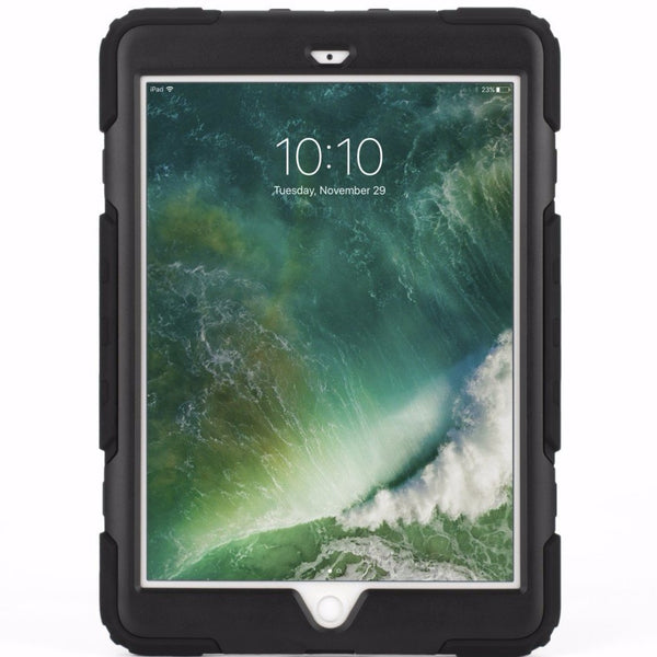 Place to buy genuine and authentic Griffin Survivor All-Terrain Rugged Case For Ipad 9.7 (2017) 5Th Gen Black/Clear from authorized distributor offer free shipping Australia wide.