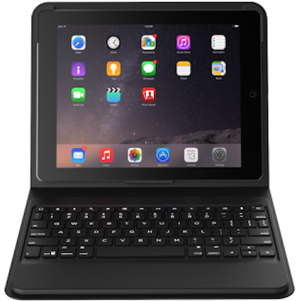 Shop Australia stock ZAGG Messenger Folio Bluetooth Keyboard for iPad Pro 9.7/ Air 2 / Air - Black with free shipping online. Shop Zagg collections with afterpay