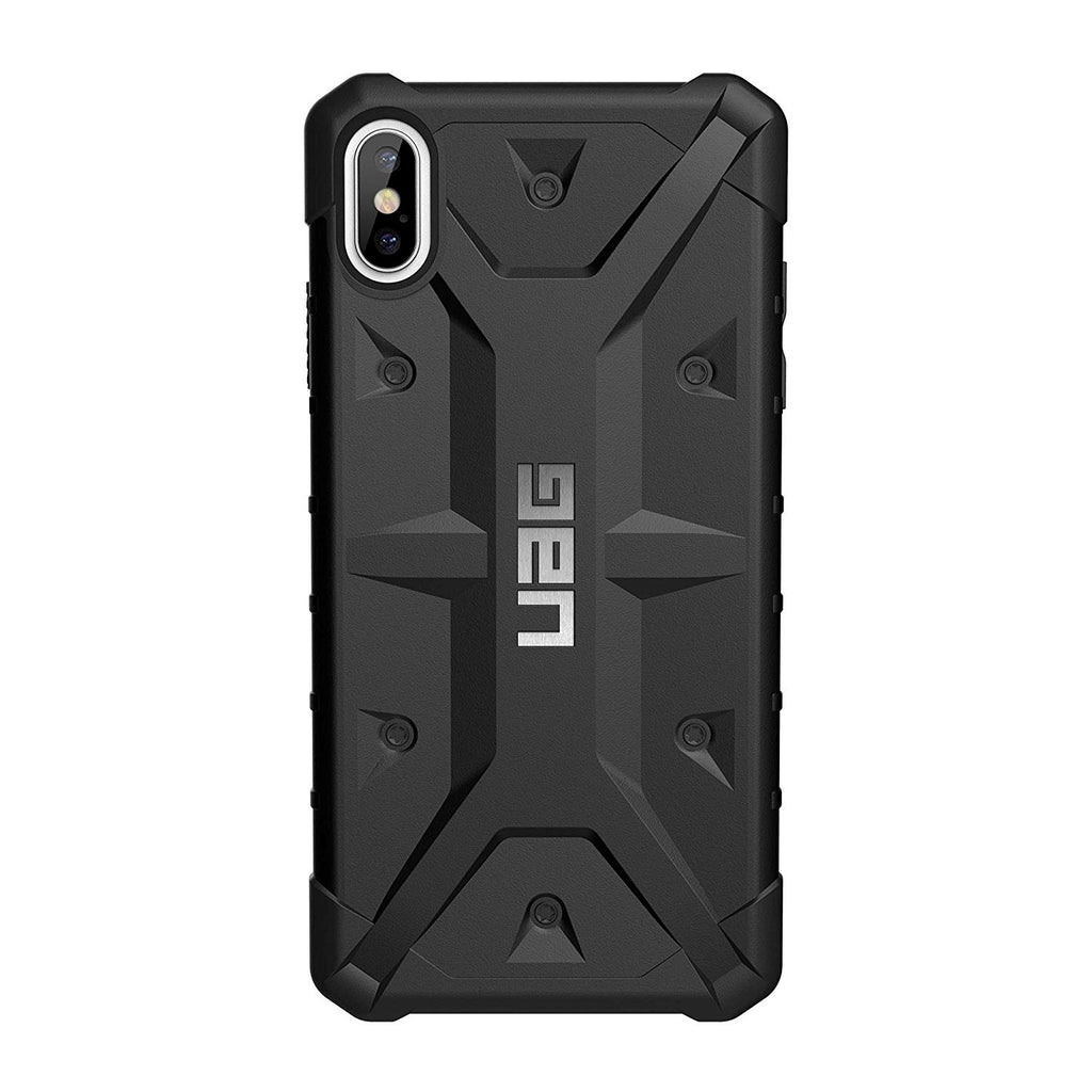 back view Iphone Xs Max Uag Pathfinder Rugged Armor Shell Case  Australia Stock