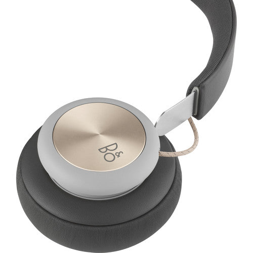 Shop Australia stock B&O PLAY BY BANG & OLUFSEN BEOPLAY H4 BLUETOOTH WIRELESS OVER-EAR HEADPHONES - CHARCOAL GREY with free shipping online. Shop Bang & Olufsen collections with afterpay Australia Stock