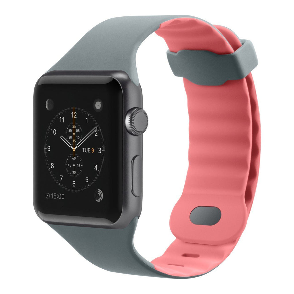Shop Australia stock BELKIN SPORTS WRISTBAND FOR APPLE WATCH 38MM (SERIES 3/2/1) -CARNATION PINK with free shipping online. Shop Belkin collections with afterpay Australia Stock