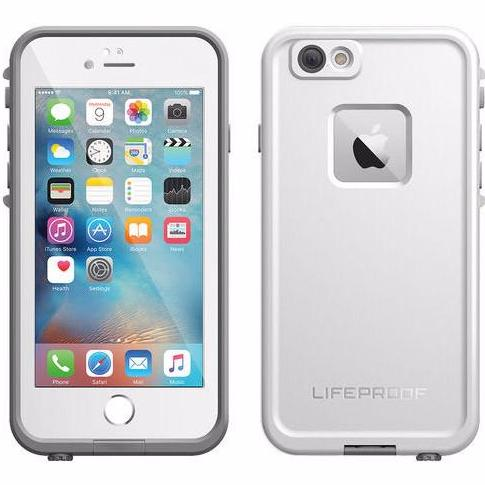 buy original and genuine product from LifeProof Fre WaterProof case for iPhone 6S/6 - White free shipping australia wide Australia Stock