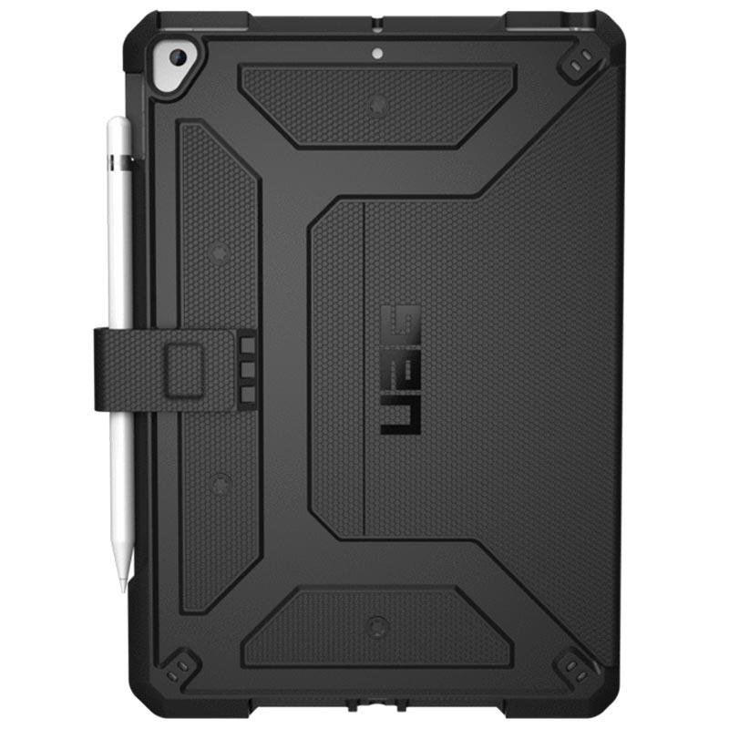 ipad folio case ipad 7 case with apple pencil holder from uag australia black colour Australia Stock
