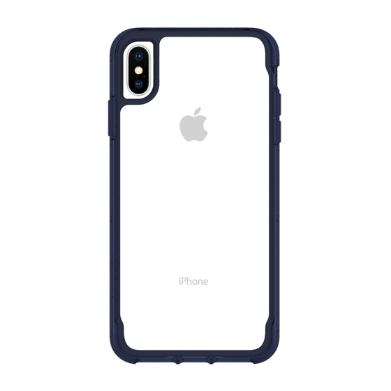 iPhone XS Max clear blue case form Griffin survivor Australia Australia Stock