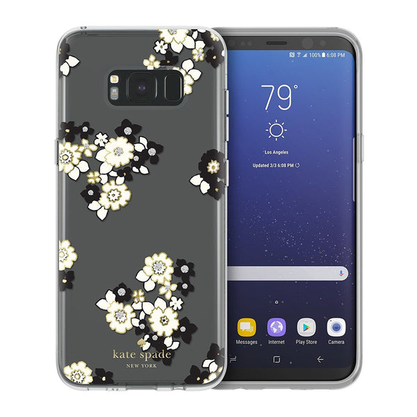 Shop Australia stock KATE SPADE NEW YORK PROTECTIVE HARDSHELL CASE FOR GALAXY S8+ (6.2 inch) - FLORAL BURST with free shipping online. Shop Kate Spade New York collections with afterpay