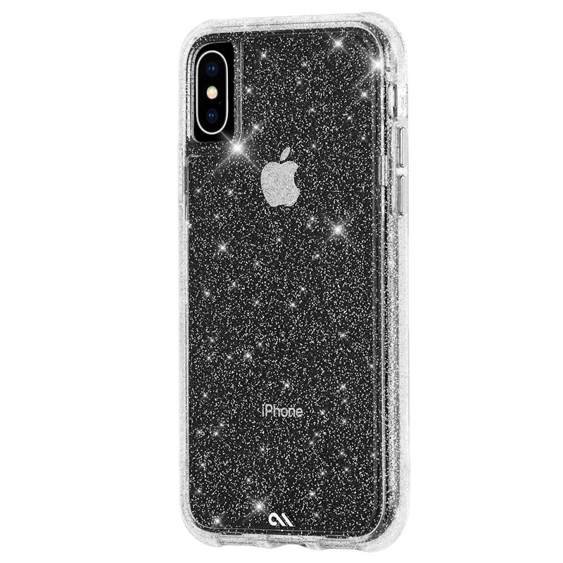 CASEMATE SHEER CRYSTAL PROTECTIVE CASE FOR IPHONE XS MAX - CLEAR Australia Stock