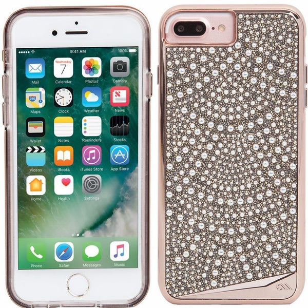 buy elegant and original casemate brilliance tough genuine crystal case for iphone 8 plus/7 plus lace free shipping australia wide.