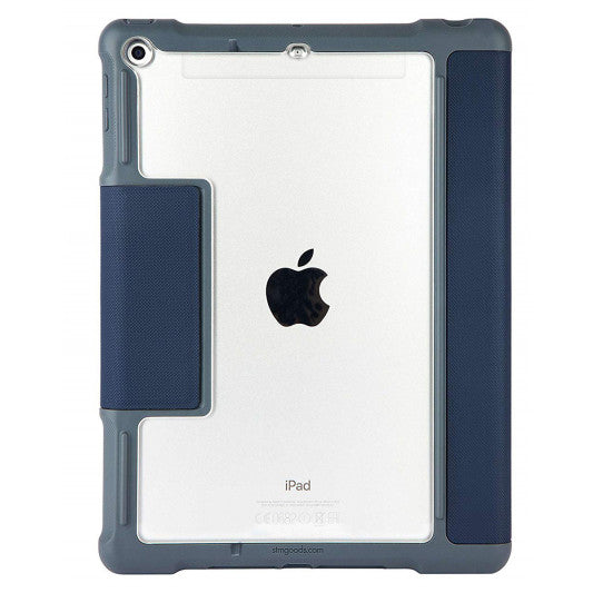 Shop Australia stock STM DUX PLUS DUO RUGGED FOLIO CASE FOR iPAD 9.7-INCH (6TH/5TH GEN) - MIDNIGHT BLUE with free shipping online. Shop Syntricate collections with afterpay Australia Stock
